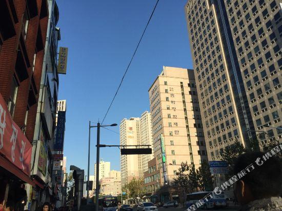 宜必思大使釜山城市中心酒店(Ibis Ambassador Busan City Centre)周邊圖片