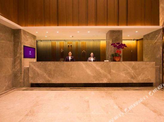 上海陸家嘴聯洋和頤酒店公共區域