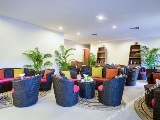 盛泰瀾幻影海灘度假村(Centara Grand Mirage Beach Resort Pattaya)大堂吧