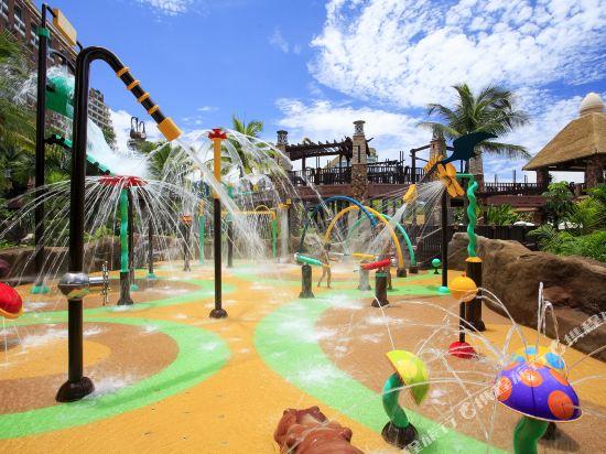 盛泰瀾幻影海灘度假村(Centara Grand Mirage Beach Resort Pattaya)兒童樂園/兒童俱樂部