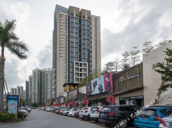 珠海世紀城酒店式公寓(Shijicheng Apartment Hotel)外觀