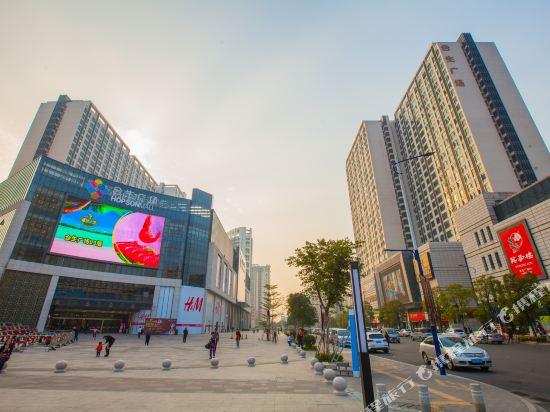 星倫國際公寓(廣州合生廣場店)(Xinglun International Apartment (Guangzhou Hopson Mall))外觀