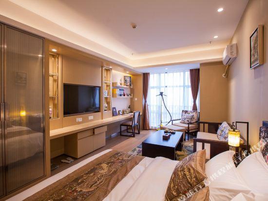 星倫國際公寓(廣州合生廣場店)(Xinglun International Apartment (Guangzhou Hopson Mall))公寓大床房