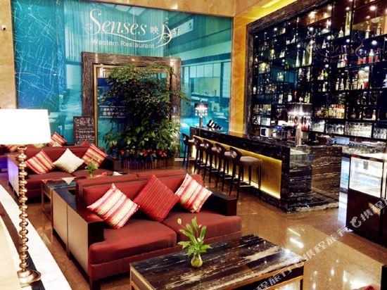 東莞富盈酒店(Cinese Hotel Dongguan)大堂吧