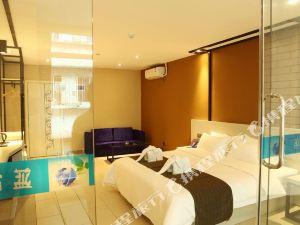 藍色時尚酒店(廣州同德圍店)
