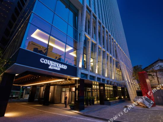 首爾明洞南大門萬怡酒店(Courtyard by Marriott Seoul Namdaemun)