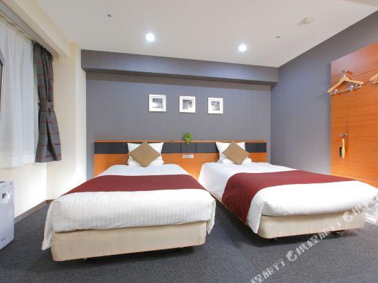 MYSTAYS 名古屋榮酒店(HOTEL MYSTAYS Nagoya Sakae)標準雙床房