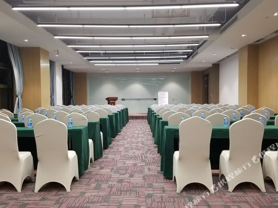 美豪酒店(深圳機場店)(Mehood Hotel)會議室