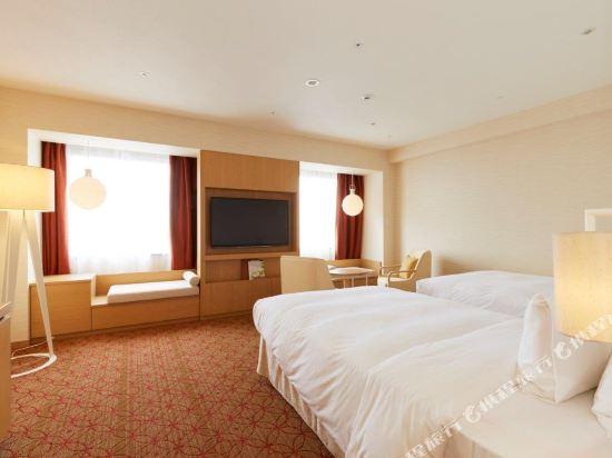 札幌京王廣場飯店(Keio Plaza Hotel Sapporo)舒適豪華雙床房