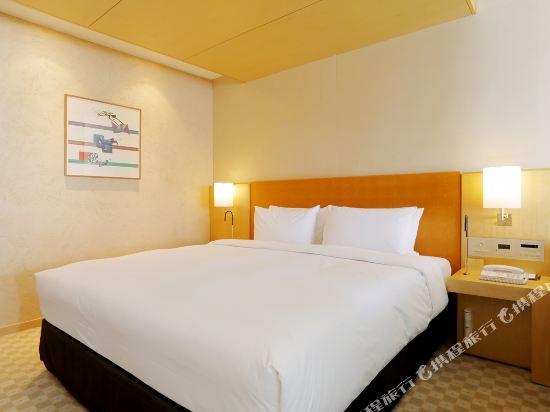 札幌京王廣場飯店(Keio Plaza Hotel Sapporo)意大利風格奢華景觀套房