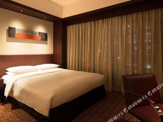 福岡君悅酒店(Grand Hyatt Fukuoka)俱樂部大號床房