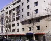 巴黎馨樂庭巴士底獄裏昂車站服務公寓