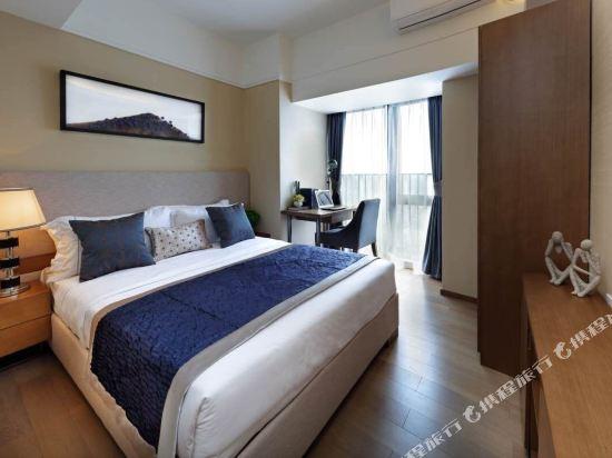 佛山友和酒店式服務公寓(Yuwa Residences & Hotel)豪華二房一廳