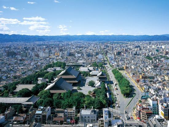 京都塔酒店(Kyoto Tower Hotel)眺望遠景