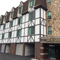 釜山海濱酒店酒店預訂