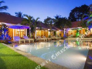 富國島小花園簡易別墅(Little Garden Bungalow Phu Quoc)