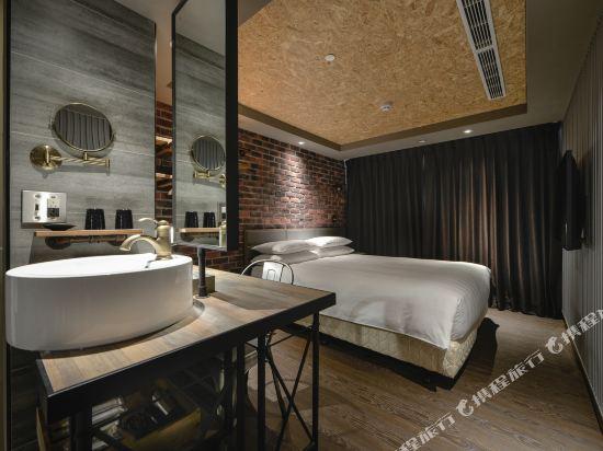 城市商旅(高雄駁二館)(City Suites Kaohsiung Pier2)豪華客房