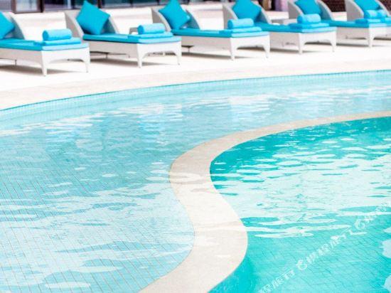 澳門羅斯福酒店(The Macau Roosevelt)室外游泳池