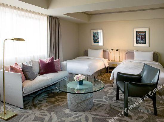 福岡日航酒店(Hotel Nikko Fukuoka)奢華雙床房