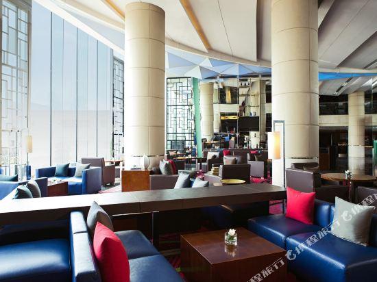 香港天際萬豪酒店(Hong Kong SkyCity Marriott Hotel)公共區域