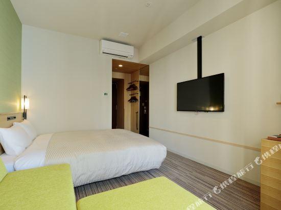大阪難波光芒酒店(Candeo Hotels Osaka Namba)高級大床房