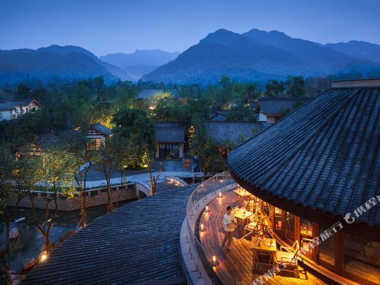 Six Senses Hotel Qing Cheng Mountain