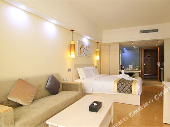 深圳斯維登度假公寓(東部華庭大梅沙)高級大床房(無窗)