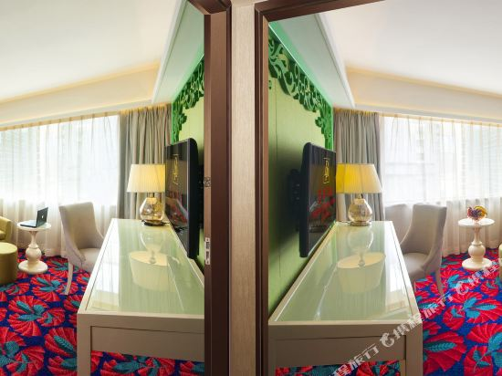 澳門富豪酒店(Hotel Beverly Plaza)富豪四季家庭相連房