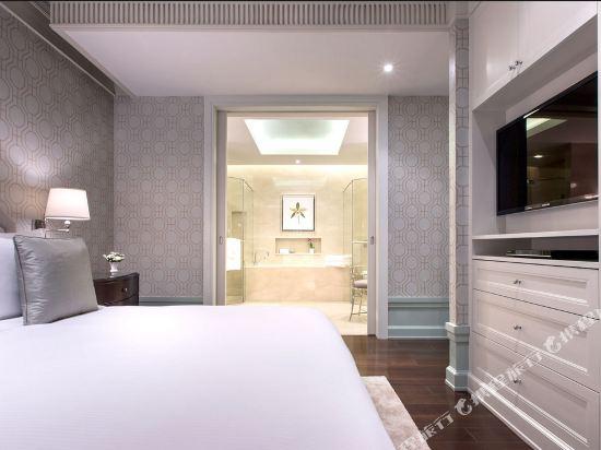 曼谷東方酒店(Oriental Residence Bangkok)城景一卧套房