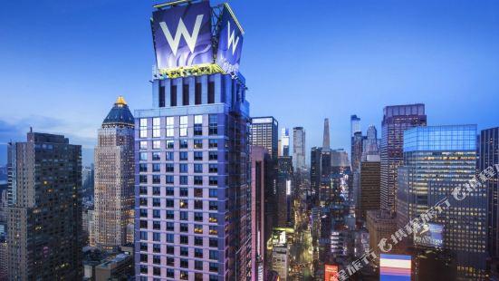 紐約時代廣場W酒店