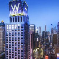 紐約時代廣場W酒店酒店預訂