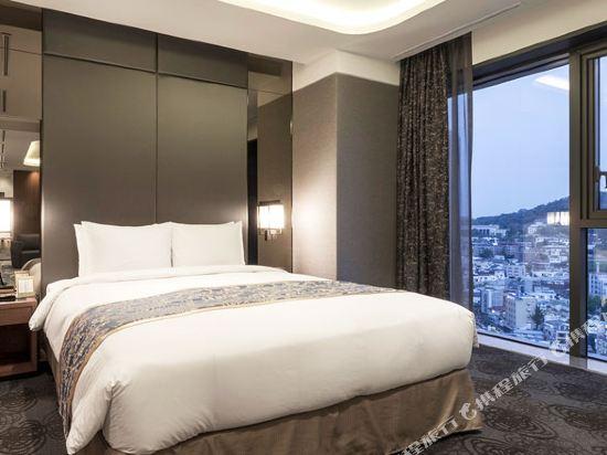 首爾帝馬克豪華酒店明洞(Tmark Grand Hotel Myeongdong)蒂瑪克套房