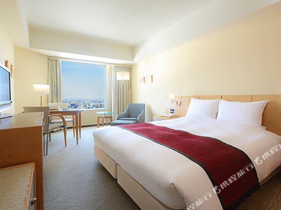 東京巨蛋酒店(Tokyo Dome Hotel)豪華雙人房
