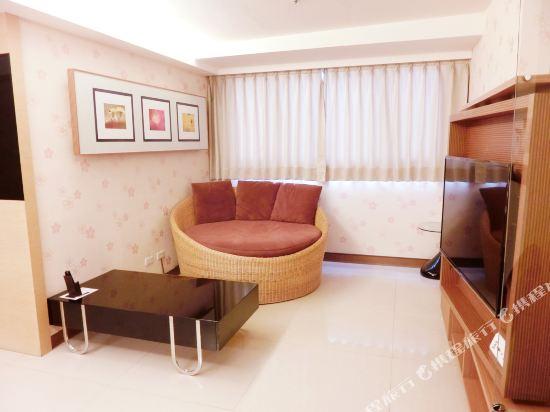 高雄宮賞藝術大飯店(KUNG SHANG DESIGN HOTEL)宮賞四人套房