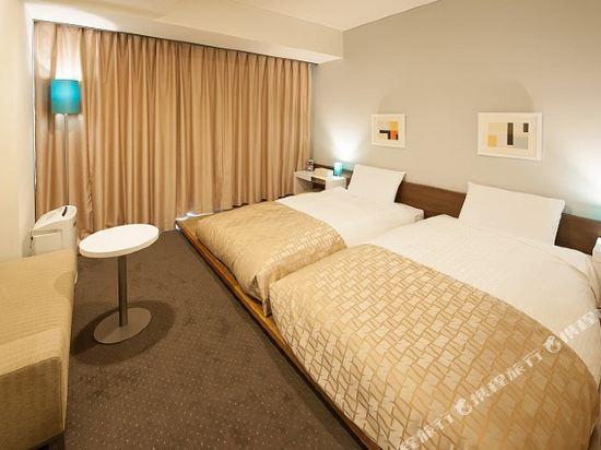 格拉斯麗札幌酒店(Hotel Gracery Sapporo)女士雙床房B