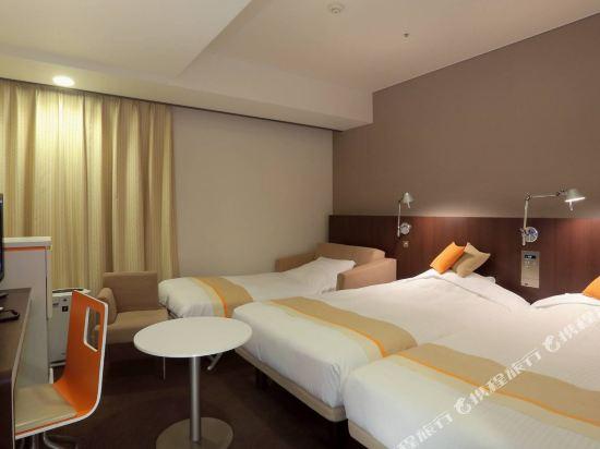 格拉斯麗札幌酒店(Hotel Gracery Sapporo)三人房