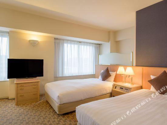 札幌ANA皇冠假日酒店(ANA CROWNE PLAZA SAPPORO)標準雙床房B