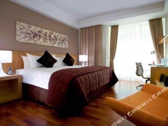 吉隆坡輝盛國際公寓(Fraser Place Kuala Lumpur)一卧室至尊公寓