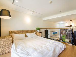 秦皇島阿那亞海島風格loft公寓