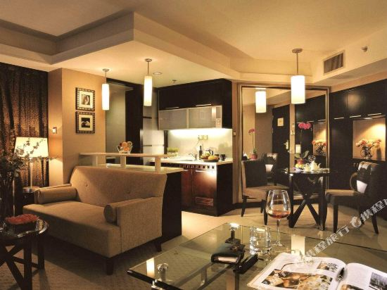 深圳999丹楓白露酒店(999 Royal Suites & TowersShenzhen)標準大床套房