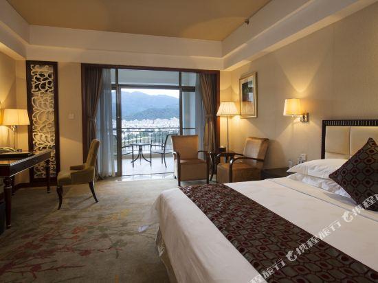 佛山高明碧桂園鳳凰酒店(Gaoming Country Garden Phoenix Hotel)遠眺景緻房