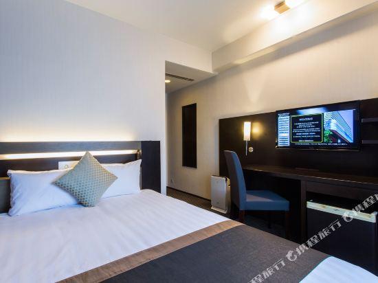 新阪急大阪附樓酒店(Hotel New Hankyu Osaka Annex)雙人房