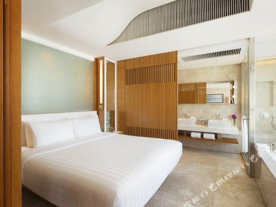 香港今旅酒店(Hotel Jen Hong Kong)盛貿閣套房