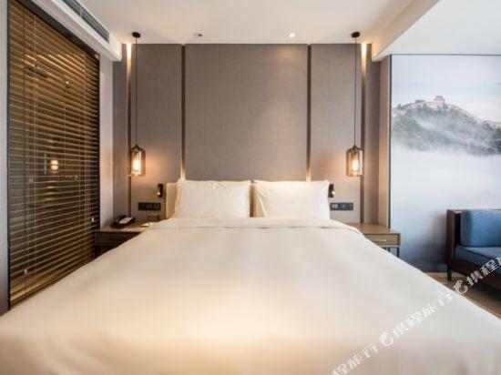 北京東直門亞朵S酒店(Atour S Hotel (Beijing Dongzhimen))高級大床房