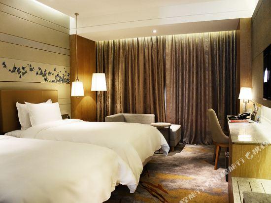 上海浦東主題樂園萬信酒店(Wassim Hotel (Shanghai Pudong Theme Park))商務雙床房