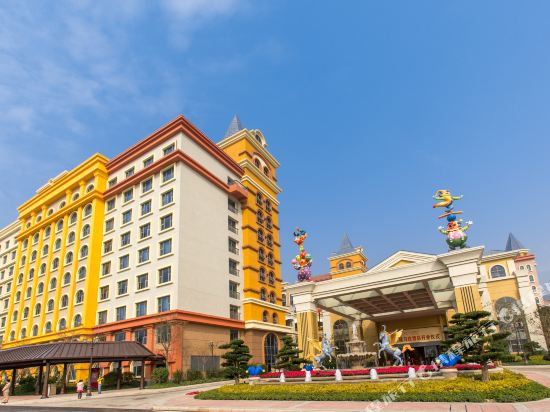 馬戲酒店(珠海長隆景區中心店)(Chimelong Circus Hotel (Zhuhai Chimelong Scenic Area center))外觀