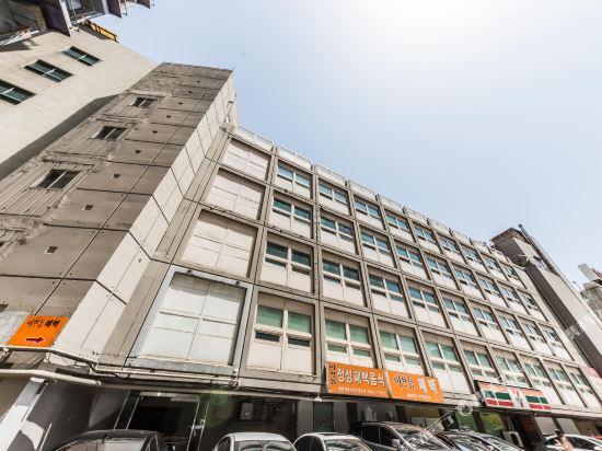 東大門域多利酒店(Victoria Hotel Dongdaemun)外觀