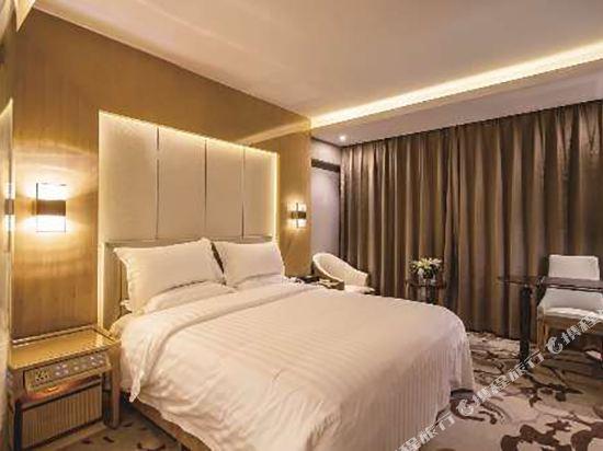 北京賽特飯店(SciTech Hotel)商務大床間