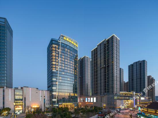 Image result for 南 京 金 鹰 尚 美 酒 店