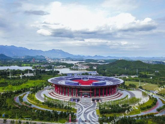 Beijing Yanqi Lake International Convention and Exhibition Center